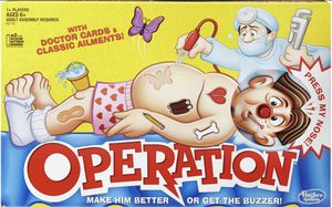 $7 classic family favorite operation game, ages 6 and up for Sale in Winter Garden, FL