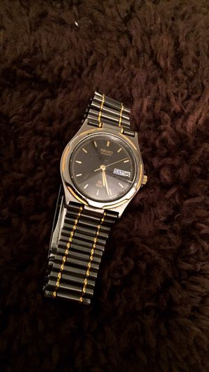Seiko watch for Sale in Lorton, VA