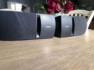 Bose Speakers Cubes Bookshelf for Sale in Fort Lauderdale, FL