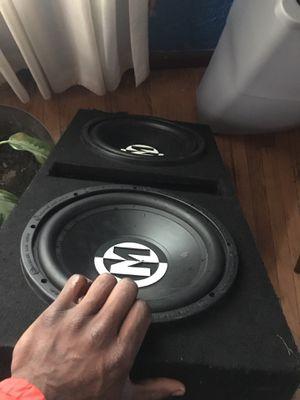 12s Memphis audio for Sale in Detroit, MI
