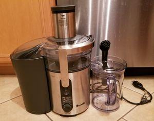 Breville juicer for Sale in Las Vegas, NV
