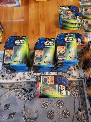 Star Wars and DC Action Figures for Sale in Chester, VA