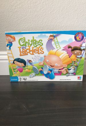 Chutes and Ladders kids game for Sale in Las Vegas, NV