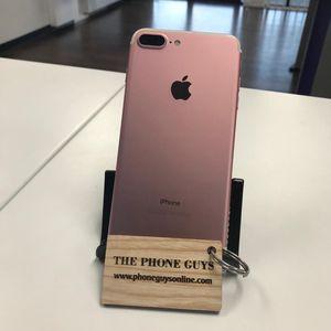 Apple iPhone 7 Plus T-Mobile MetroPCS for Sale in Kent, WA