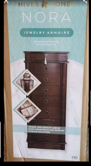Jewelry armoire for Sale in Houston, TX