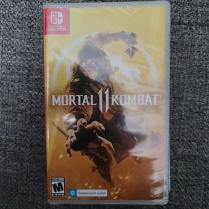 Mortal Kombat 11 Nintendo Switch for Sale in Miramar, FL