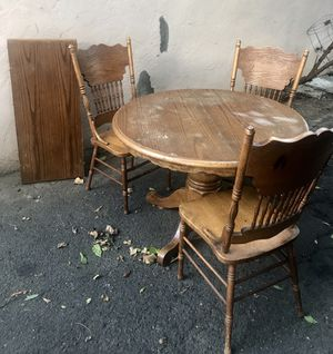 Free table for Sale in Spanish Flat, CA