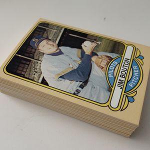 1982 Renata Galasso 1969 Seattle Pilot Complete Baseball Card Team Set 1-43 Very Nice for Sale in Brea, CA