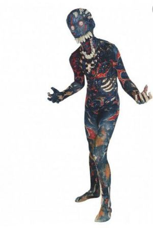 Kids Morphsuit Burned Zomie Costume for Sale in La Habra Heights, CA