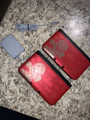 Nintendo 3DS XL ($125 for Both!) for Sale in McDonough, GA