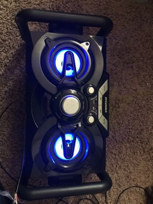 Bluetooth speaker for Sale in Grafton, OH