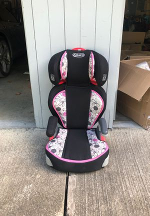 Grace car seat and booster seat for Sale in Hudson, NY