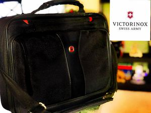 60% OFF VICTORINOX brand new laptop, tablet, ipad bag / briefcase for Sale in Crofton, MD
