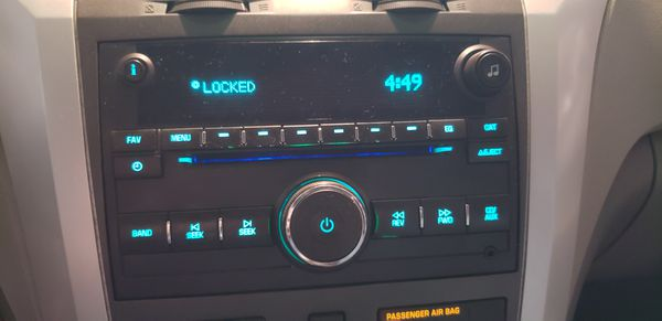 I Unlock all GM Radios from THEFTLOCK this is Programing Service for Sale  in Long Beach, CA - OfferUp