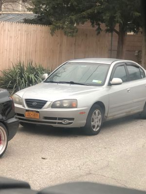 2004 Hyundai Elantra - 92,000 miles - new tires and radiator - needs some work but good day to day car for Sale in New York, NY