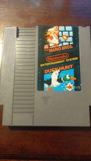 Super Mario Bros. & Duck Hunt for Sale in Alvin, TX