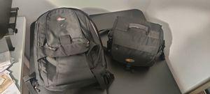Lowepro Computrekker All Weather & EX 180 small camera bag for Sale in Falls Church, VA