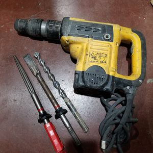 Dewalt roto rotary rotohammer hammer drill sds max for Sale in Renton, WA