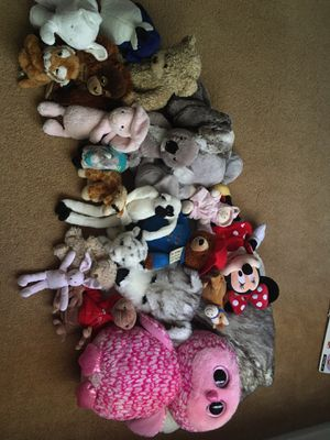 Stuffed animals. +25 Items for Sale in Las Vegas, NV