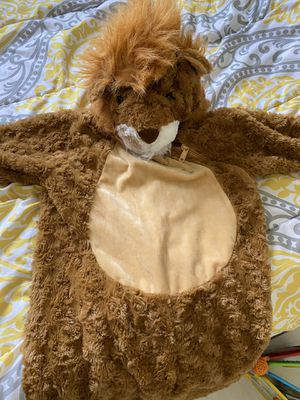 Costume lion for Sale in Hollywood, FL