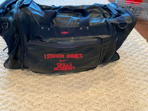 Exclusive Nike Elite LeBron James Skills Academy Duffle Bags for Sale in Ardmore, PA
