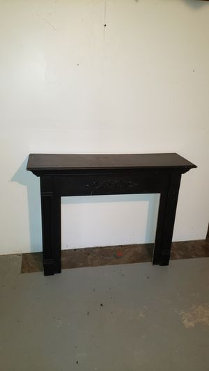 Pho fireplace mantel for Sale in Woodbine, MD
