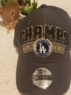 Dodgers World series Championship Hat for Sale in Bakersfield,  CA