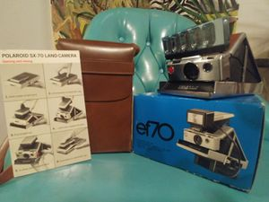 Minty Polaroid SX-70 for Sale in Gibsonia, PA