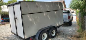 2004 AZTEK ENCLOSED CARGO TRAILER for Sale in Riverside, CA