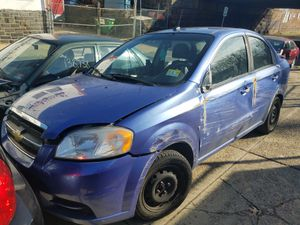 Parts!!! Chevy Aveo 2009 for Sale in Philadelphia, PA