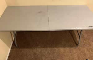 Foldable Table for Sale in Montclair, CA
