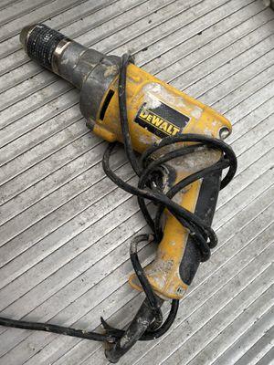 "DeWalt 1/2"" electric drill for Sale in Fargo, ND"
