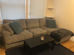Ashley Furniture Sectional - Charcoal for Sale in San Francisco, CA