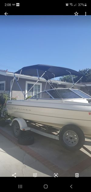 2000 bayliner 19ft boat for Sale in Whittier, CA