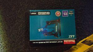 Makita 23 gauge pin nailer for Sale in Phoenix, AZ