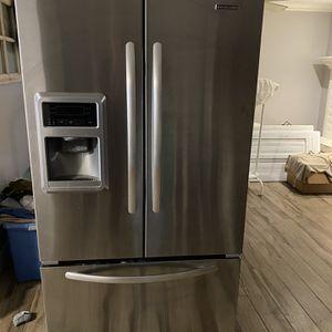 Kitchen Aid Counter Depth Refrigerator for Sale in Laveen Village, AZ