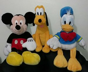 DISNEY STUFFED ANIMALS for Sale in South Gate, CA