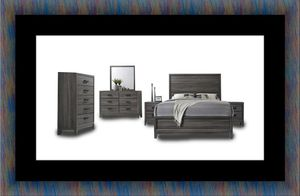 Kate bedroom set with mattress for Sale in Fort Washington, MD
