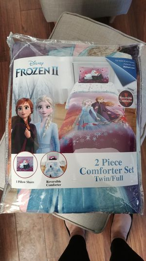 Frozen 2 bed set for Sale in Bowie, MD