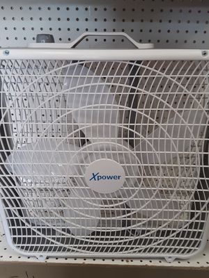 20 inch 3 speeds high performance box fan brand new for Sale in Bell Gardens, CA