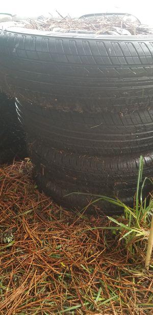 7 Geo metro tires+rims for Sale in La Center, WA