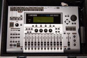 Boss Br-1600 Studio recorder for Sale in Saint Joseph, MO