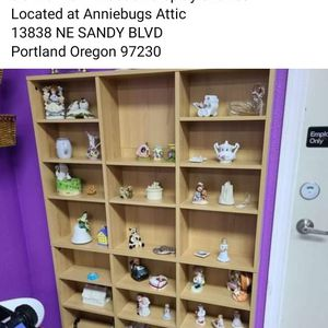 Wooden Display For Nick Nacks for Sale in Portland, OR
