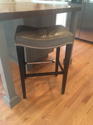 4 hickory chair barstools! for Sale in Washington, DC
