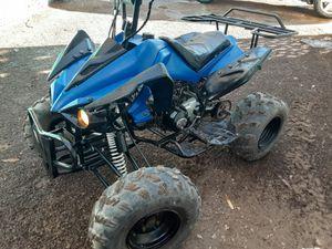 135 cc moto quad reversa neutral 3 cambios para enfrente no titulo for Sale in Phoenix, AZ