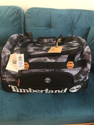 Timberland new Webster lake waterproof 22 duffle bag luggage. New $260 for Sale in Lexington, KY
