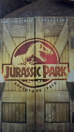 Jurasssic Park new set 1,2,3 for Sale in Abilene, TX