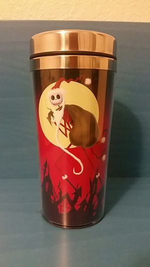 The Nightmare Before Christmas Exclusive 25 Years Bottle. for Sale in Round Rock, TX