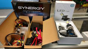 HID or LED CONVERSION HEADLIGHT BULBS for Sale in Houston, TX