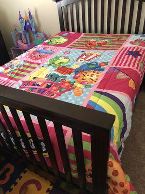 Shopkins Full/Queen Comforter for Sale in Douglasville, GA